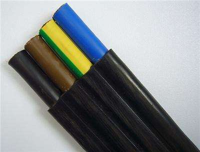 H07rn-f Rubber Round Cable Pvc